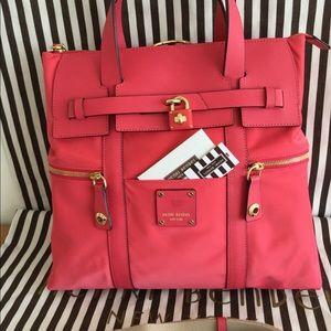 Henri Bendel full size Jetsetter backpack